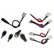 Connectors for Flexible LED strips