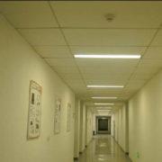 Intelligent Infrared Sensor LED Tube project corridor1