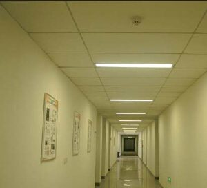 Intelligent Infrared Sensor LED Tube Project Corridor1