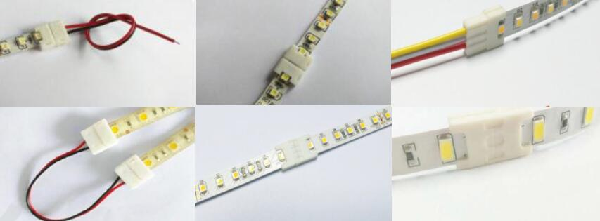 connected led strips