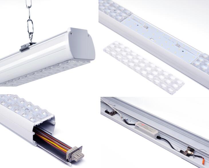How To Install Led Strip Lights >> Modular Series LED Linear Light - Haichang Optotech