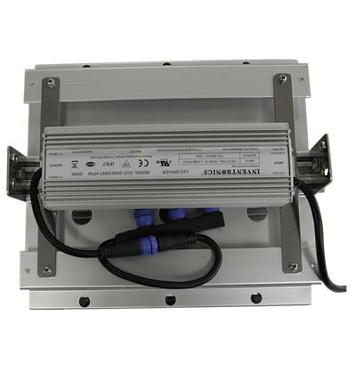 Modular LED Flood Lights IP68 Philips Lumileds LED Outdoor Wall Lighting    Haichang Optotech