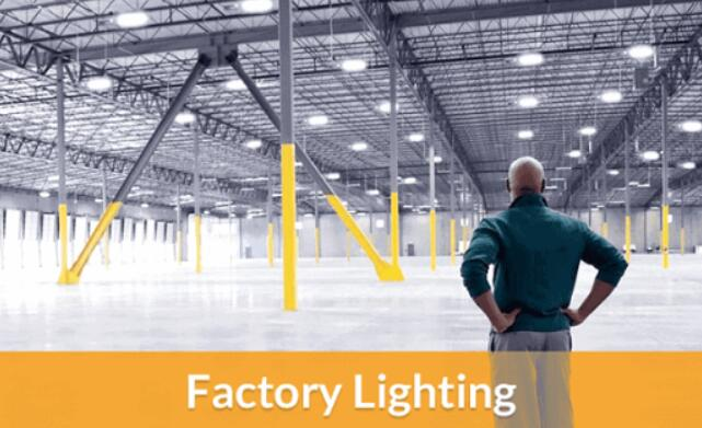 factory LED lighting