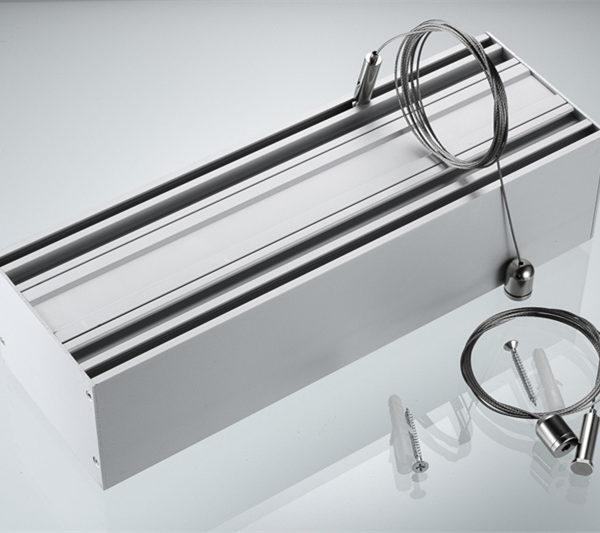 Pendant LED Linear Light LL-LM2-AL10075 whole set
