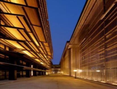exhibition center in wuzhen